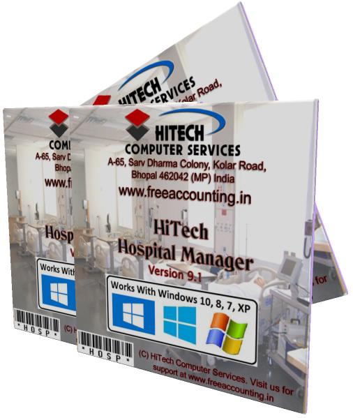 Hospital Accounting Software CD Group