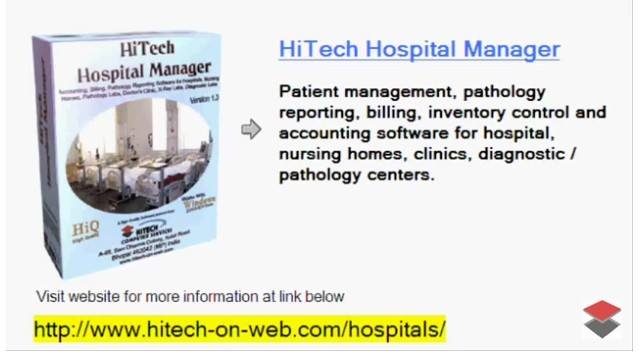 Financial Accounting Software for Business, Trade, Industry, Use HiTech Financial Accounting and Business Management Software made specifically for users in Hospitals, Hospital Management Software etc. Increase profitability through enhanced business management.