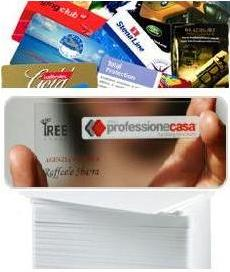 rfid mag preprinted plastic cards
